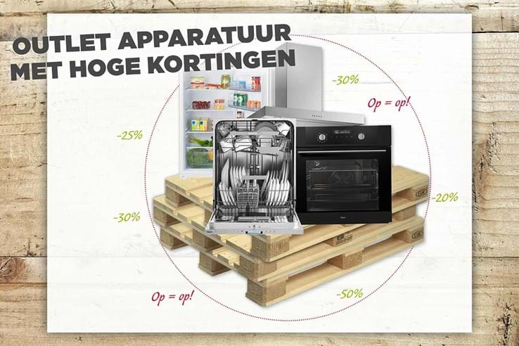 Outlet-apparatuur-Arma-Keukens