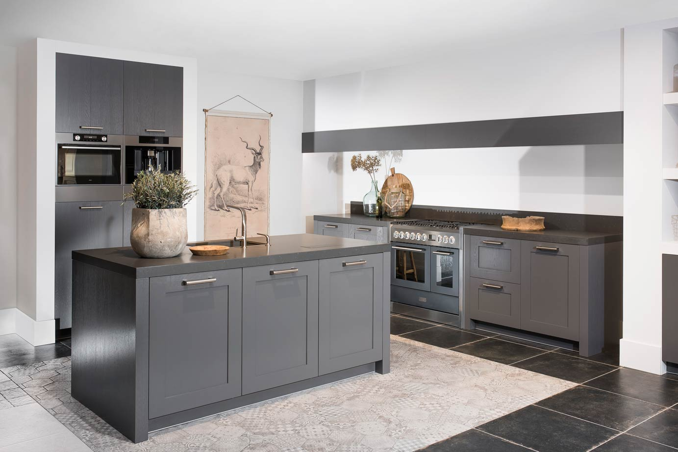 Groene Wandtegels Keuken : Keuken kleuren veel keus stijlen en prijzen arma