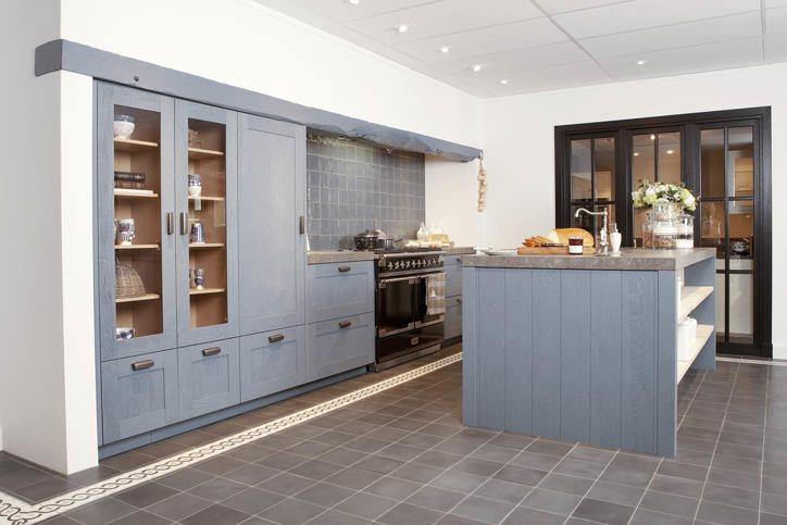 Keuken kleuren veel keus stijlen en prijzen arma - Grijze kleur donkerder ...