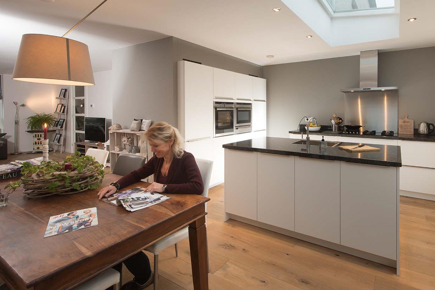 Keuken Modern Open : Keuken kleuren veel keus stijlen en prijzen arma