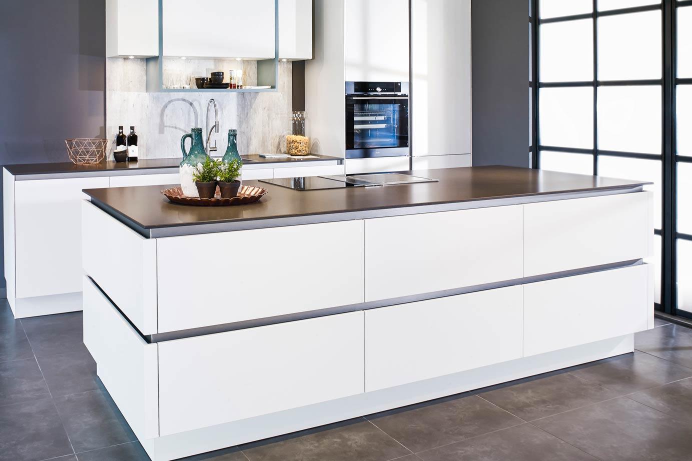 Witte keukens  Ons doel  keukens met  u2018n 9+   Arma