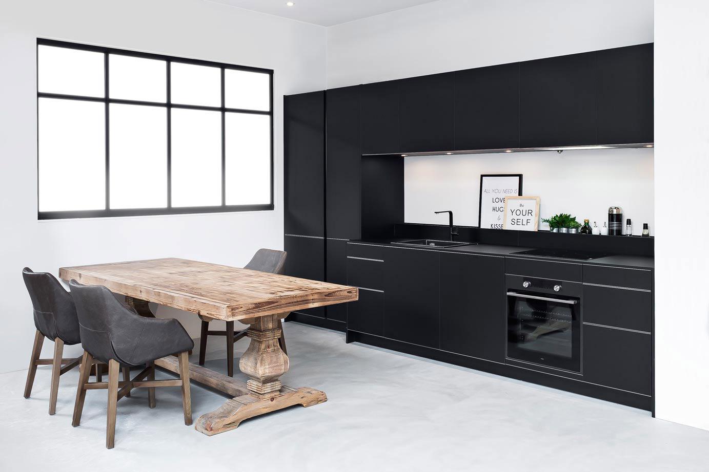 Zwarte keuken kopen bekijk tientallen voorbeelden arma