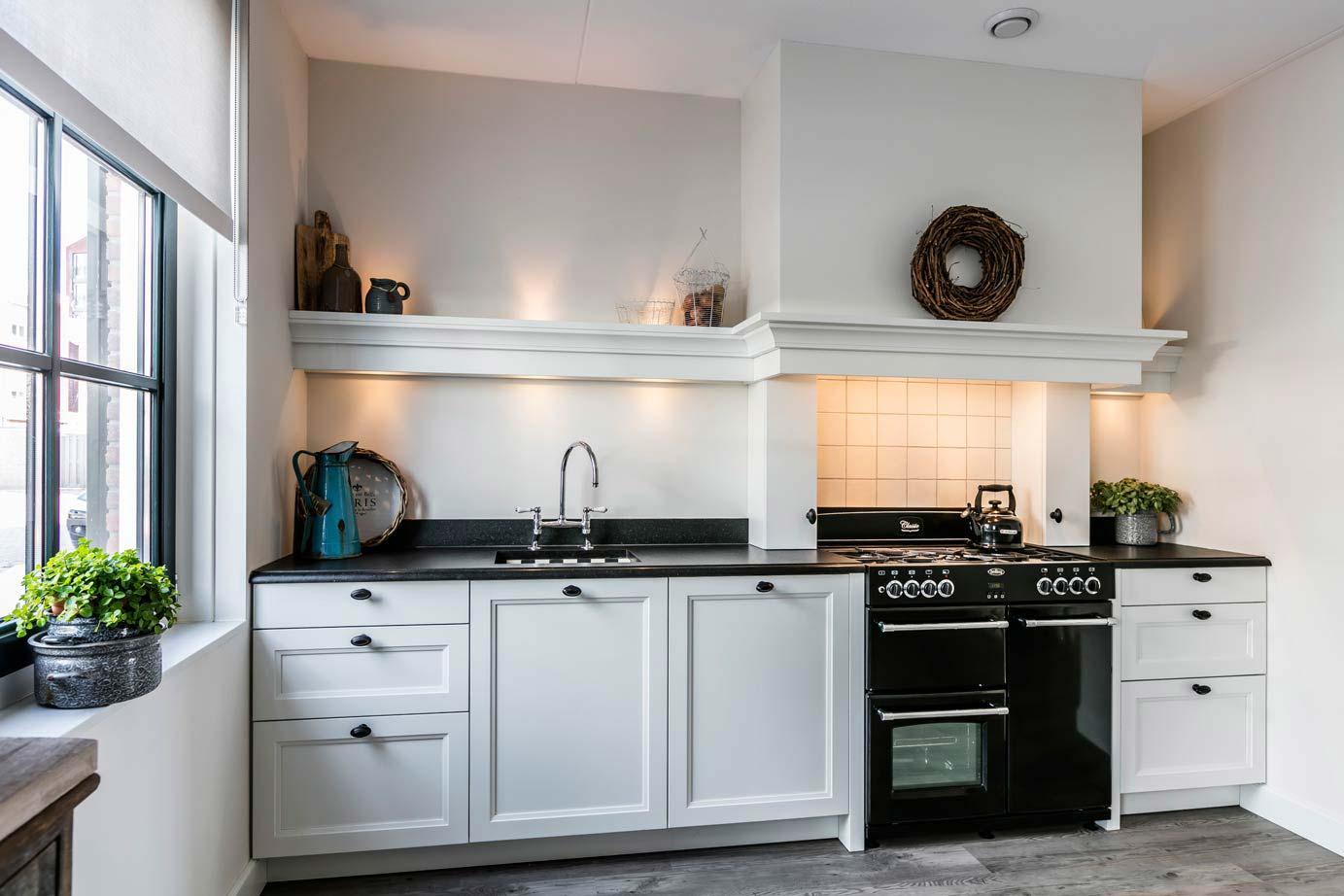 Fornuis Keuken Landelijk : Keukenstijlen lees hier al info en bekijk foto s arma