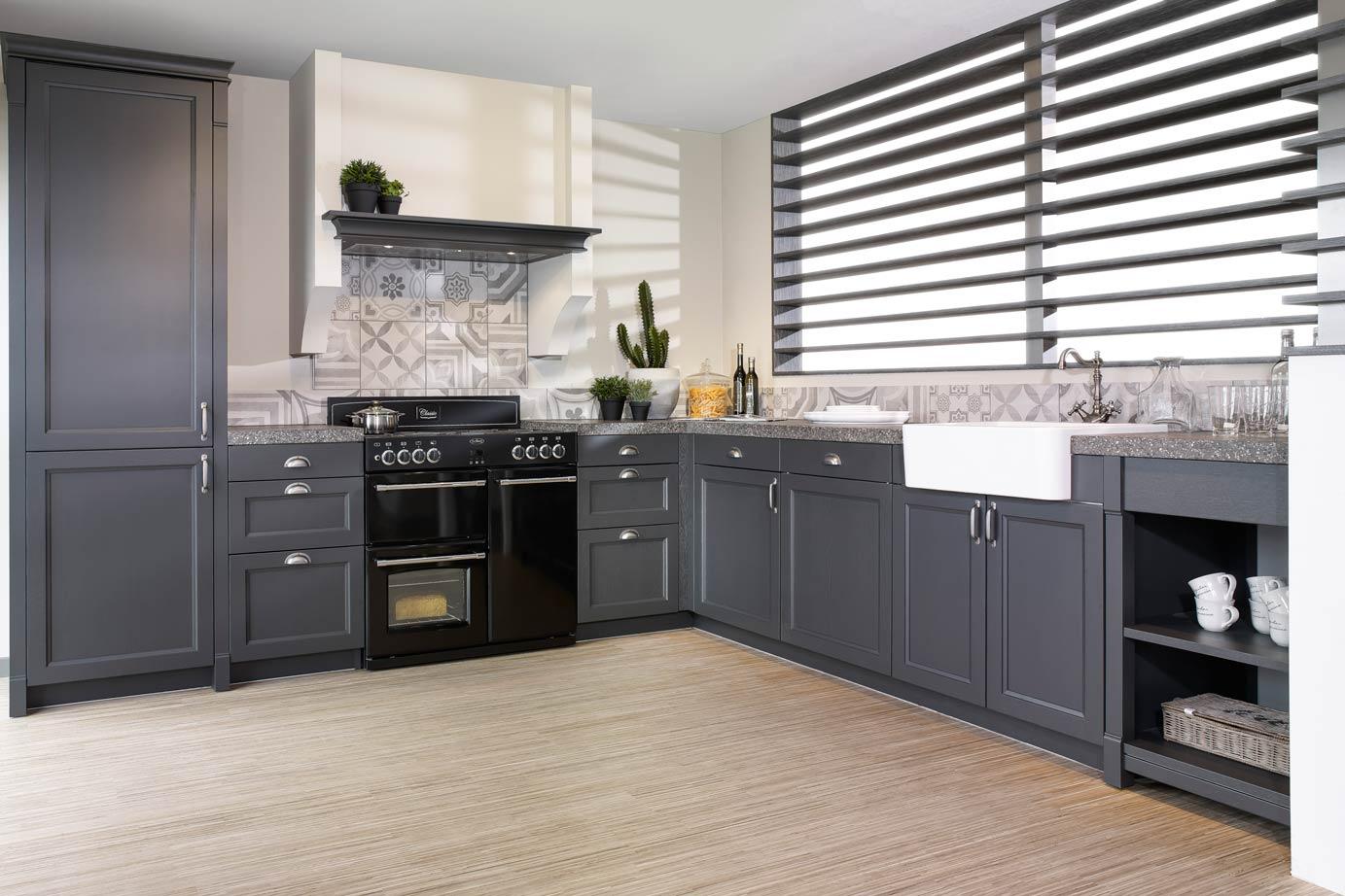 Hoek Keuken Modellen : Zwarte keuken kopen bekijk tientallen voorbeelden arma