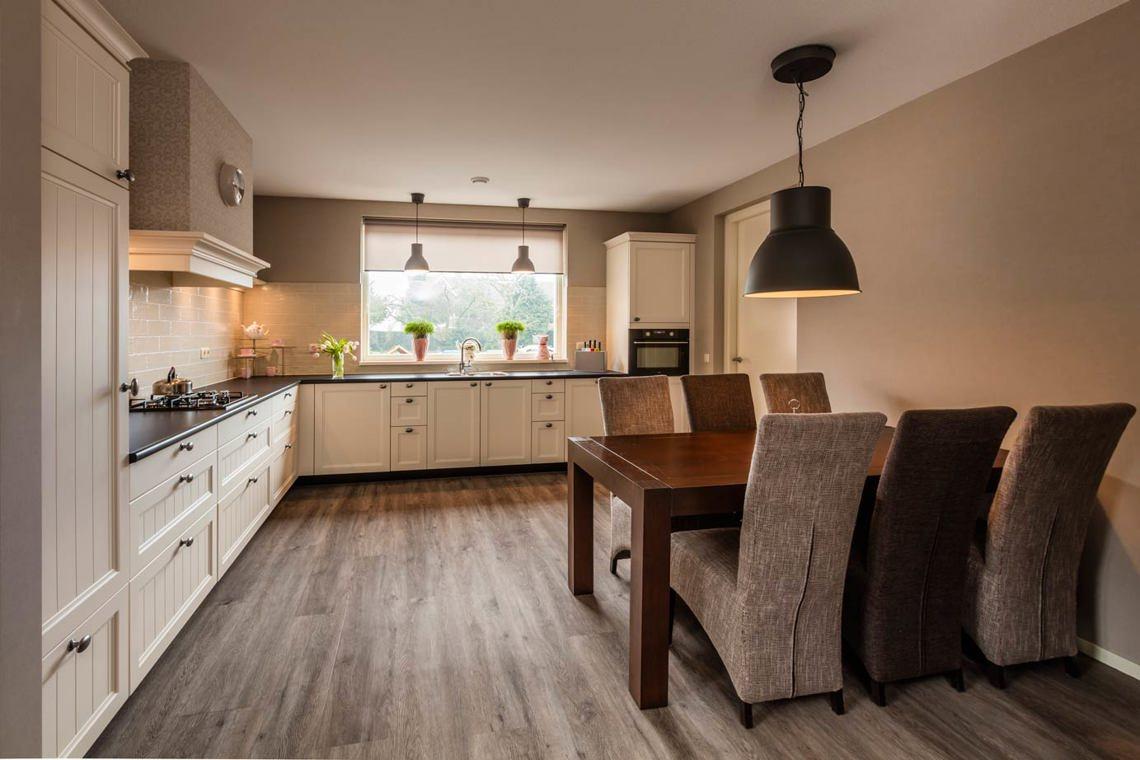 Witte Keuken Sfeer : Hoekkeukens in iedere stijl en budget arma