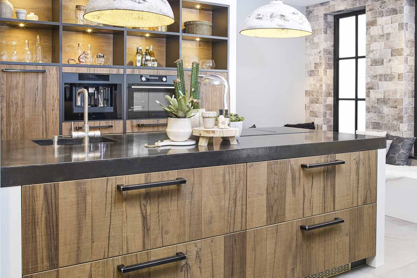 Moderne keukenstijlen bouwenwonen