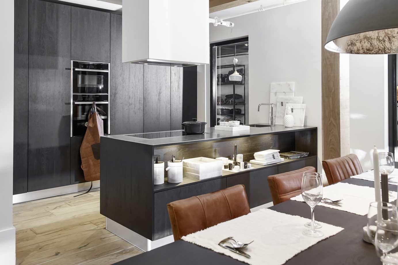 Keuken Moderne Zwart : Keuken kleuren veel keus stijlen en prijzen arma