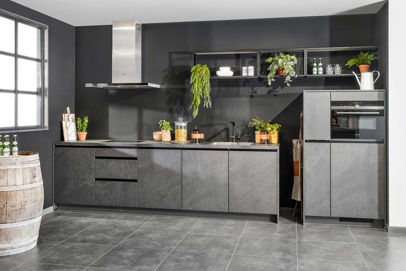Keuken Kleine Kleur : Keuken kleuren veel keus stijlen en prijzen arma